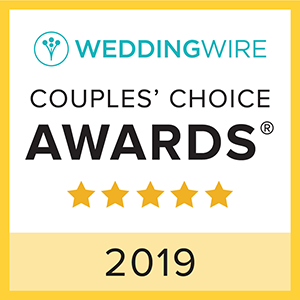 Wedding Wire 2019 Award Image