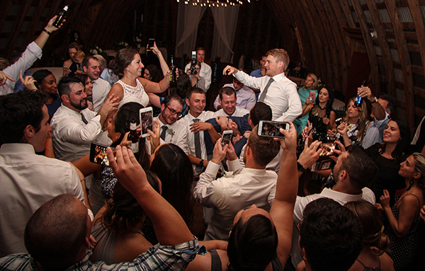 Nicole & Drew's Wedding at Hayloft on the Arch