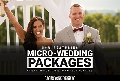 DJ Kenny The Promo Guy Micro Weddings
