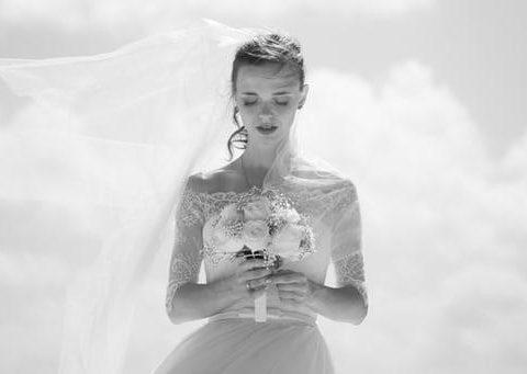 Bride Down Aisle